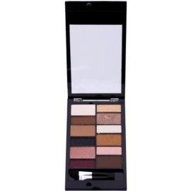 Makeup Revolution Awesome paleta farduri de pleoape si sprancene culoare Disappear to the Beyond 6x25 g