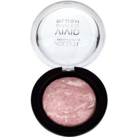 Makeup Revolution Vivid Baked Blush blush para efeito bronzado tom Hard Day 6 g