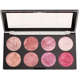 Makeup Revolution Blush paleta róży odcień Blush Queen 13 g