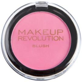Makeup Revolution Blush tvářenka odstín Wow! 3,4 g