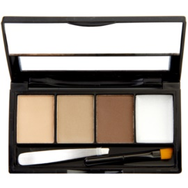 Makeup Revolution I ♥ Makeup Brows Kit kit para sobrancelhas tom Fairest Of Them All 3 g