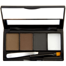 Makeup Revolution I ♥ Makeup Brows Kit kit para sobrancelhas tom Bold Is Best 3 g