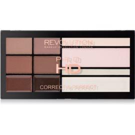 Makeup Revolution Pro HD Brows paleta pentru machiaj sprancene  20,5 g