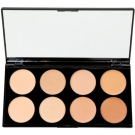 Makeup Revolution Cover & Conceal paleta korektorů odstín Light - Medium 10 g