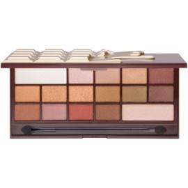 Makeup Revolution I ♥ Makeup Golden Bar paleta de sombras de ojos  22 g