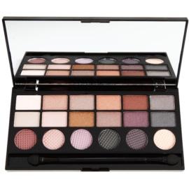 Makeup Revolution Girls On Film paleta očních stínů  13 g