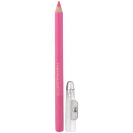 Makeup Revolution Hypocrisy Eyeliner tužka na oči a rty s ořezávátkem odstín Crime 1,09 g