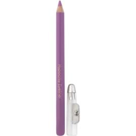 Makeup Revolution Hypocrisy Eyeliner tužka na oči a rty s ořezávátkem odstín Depraved 1,09 g