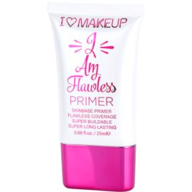 Makeup Revolution I ♥ Makeup I Am Flawless Make-up Basis (Skinbase Primer) 25 ml