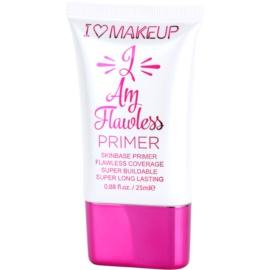 Makeup Revolution I ♥ Makeup I Am Flawless основа для макіяжу (Skinbase Primer) 25 мл