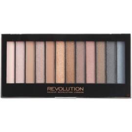 Makeup Revolution Iconic 1 paleta očních stínů  14 g