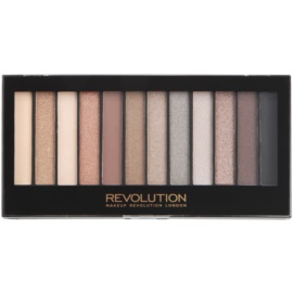 Makeup Revolution Iconic 2 paleta cieni do powiek  14 g