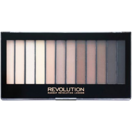 Makeup Revolution Iconic Elements paleta očních stínů  14 g