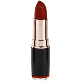 Makeup Revolution Iconic Pro rtěnka odstín Propoganda Matte 3,2 g