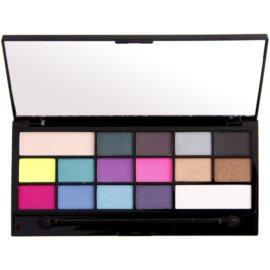 Makeup Revolution I ♥ Makeup I Heart Sin paleta farduri de ochi  22 g