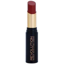 Makeup Revolution Liphug rúzs magasfényű árnyalat Saviour Will Come 4,2 g