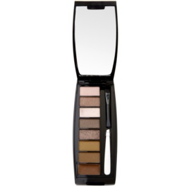 Makeup Revolution I ♥ Makeup I Heart My Brows paleta de sombras para ojos y cejas  7,6 g