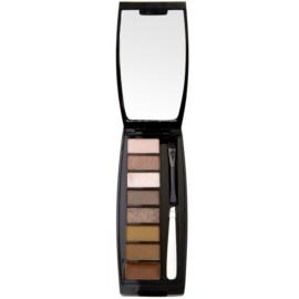Makeup Revolution I ♥ Makeup I Heart My Brows paleta očních stínů a stínů na obočí  7,6 g