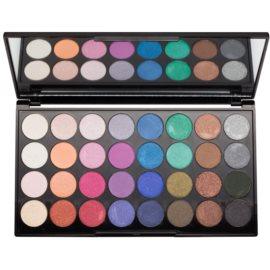 Makeup Revolution Mermaids Forever paleta cieni do powiek z lusterkiem  20 g