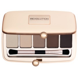Makeup Revolution Renaissance Palette Day paleta očních stínů  5 g