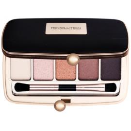 Makeup Revolution Renaissance Palette Night paleta očních stínů  5 g