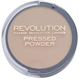 Makeup Revolution Pressed Powder matující bronzer odstín Matte 7,5 g