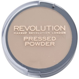 Makeup Revolution Pressed Powder matující bronzer odstín Matte 7,5 g