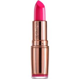 Makeup Revolution Rose Gold hydratační rtěnka odstín Girls Best Friend 4 g