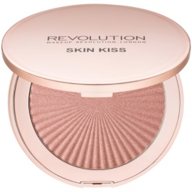 Makeup Revolution Skin Kiss iluminator culoare Peach Kiss 14 g