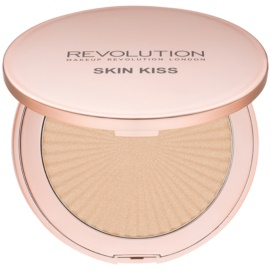 Makeup Revolution Skin Kiss iluminator culoare Golden Kiss 14 g
