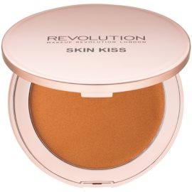 Makeup Revolution Skin Kiss kremasti bronzer odtenek Bronze Kiss 11,5 g
