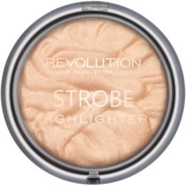 Makeup Revolution Strobe iluminator culoare Gold Addict 7,5 g