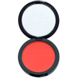 Makeup Revolution The Matte blush tom New Rules 8,9 g