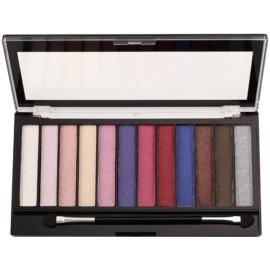 Makeup Revolution Unicorns Are Real paleta očních stínů s aplikátorem  14 g