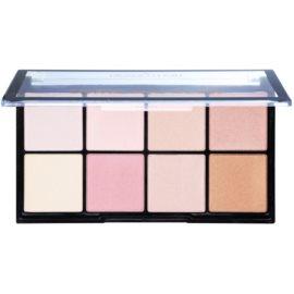 Makeup Revolution Ultra Pro Glow paleta de iluminadores  20 g