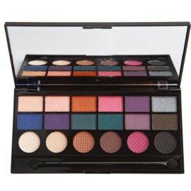 Makeup Revolution Unicorns Unite paleta farduri de ochi  18 g