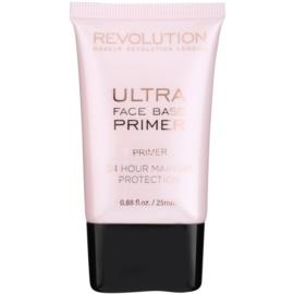 Makeup Revolution Ultra Primer podkladová báze pod make-up  25 ml