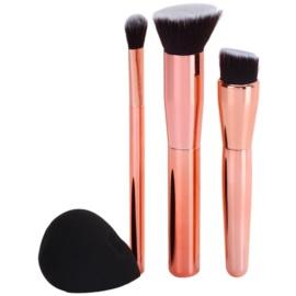 Makeup Revolution Ultra Sculpt & Blend sada štětců  4 ks