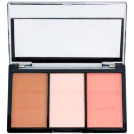 Makeup Revolution Ultra Sculpt & Contour Contouring Palette Farbton Ultra Fair C01 11 g