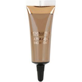 Makeup Revolution Ultra Aqua tónovací barva na obočí odstín Fair  10 g