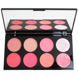 Makeup Revolution Ultra Blush paleta róży odcień Sugar and Spice 13 g