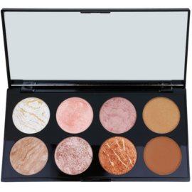 Makeup Revolution Ultra Blush paleta róży odcień Golden Sugar 13 g