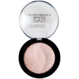 Makeup Revolution Vivid Baked polvos horneados iluminadores tono Peach Lights 7,5 g