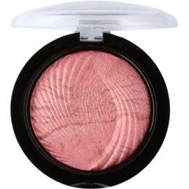 Makeup Revolution Vivid Baked zapečený rozjasňující pudr odstín Rose Gold Lights 7,5 g
