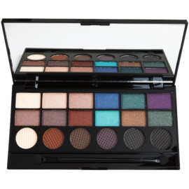 Makeup Revolution Welcome To The Pleasuredome paleta de sombras de ojos  13 g
