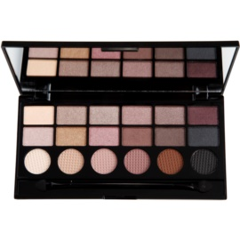 Makeup Revolution What You Waiting For? Palette mit Lidschatten  13 g