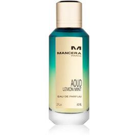 Mancera Aoud Lemon Mint woda perfumowana unisex 60 ml