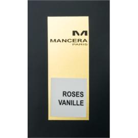 Mancera Roses Vanille Eau de Parfum for Women 2 ml