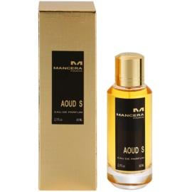 Mancera Aoud S eau de parfum nőknek 60 ml