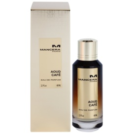 Mancera Aoud Café eau de parfum mixte 60 ml